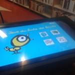 L'expérience de la tablette XXL en bibliothèque