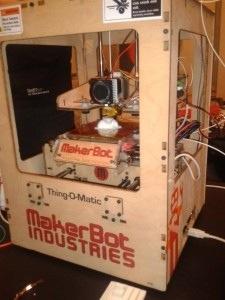 100 bibliothèques américaines recevront une imprimante 3D de 3D Systems