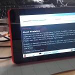 RaspberryPi Media Station : interface de médiation des ressources numériques