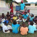 Soutenir le développement de la lecture en Haïti avec Liv Kap Woule